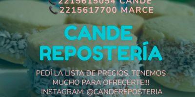 CANDE REPOSTERIA