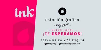 INK Estación Gráfica City Bell